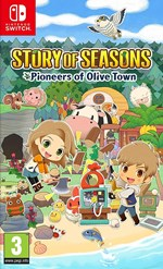 Story of Seasons : Pioneers of Olive Town